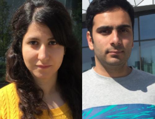 ICSL's First Graduates