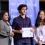 Reza Won the best presentation award
